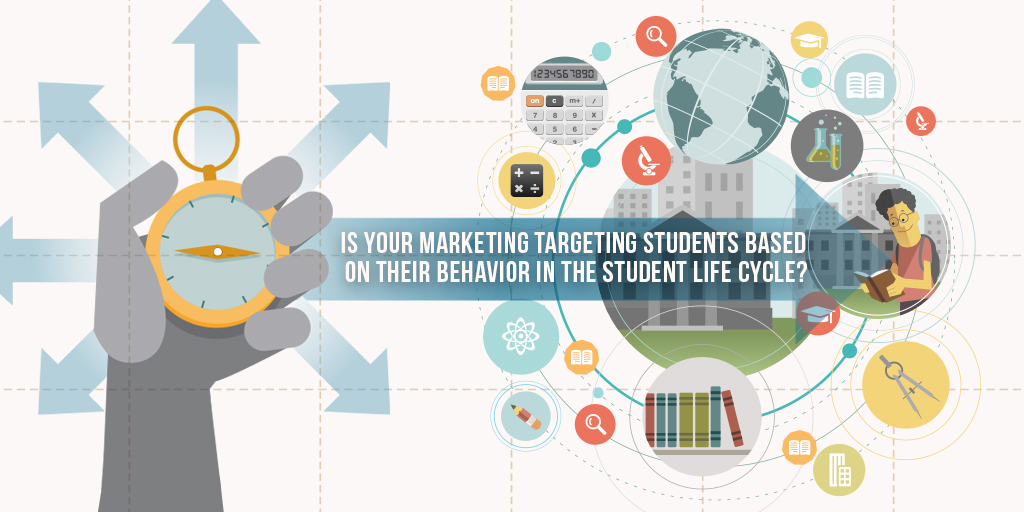 Intro to 4-Part Series: The University Marketer's Guide to a Student Life Cycle