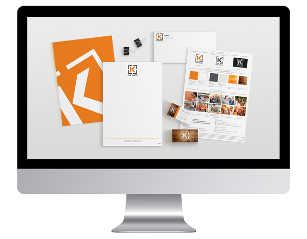 Branding and creative by our Austin, Texas team
