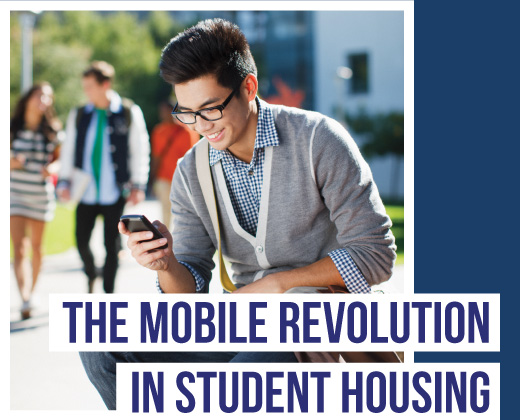 How the Mobile Generation is Changing Student Housing