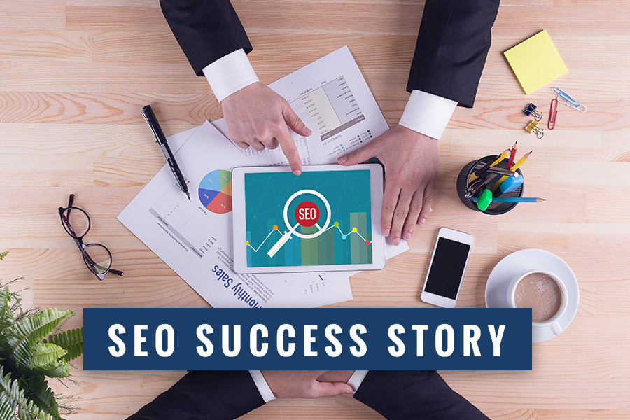 SEO Success Story for a New Development