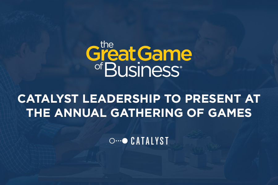 Catalyst Leadership to Present at The Annual Gathering of Games