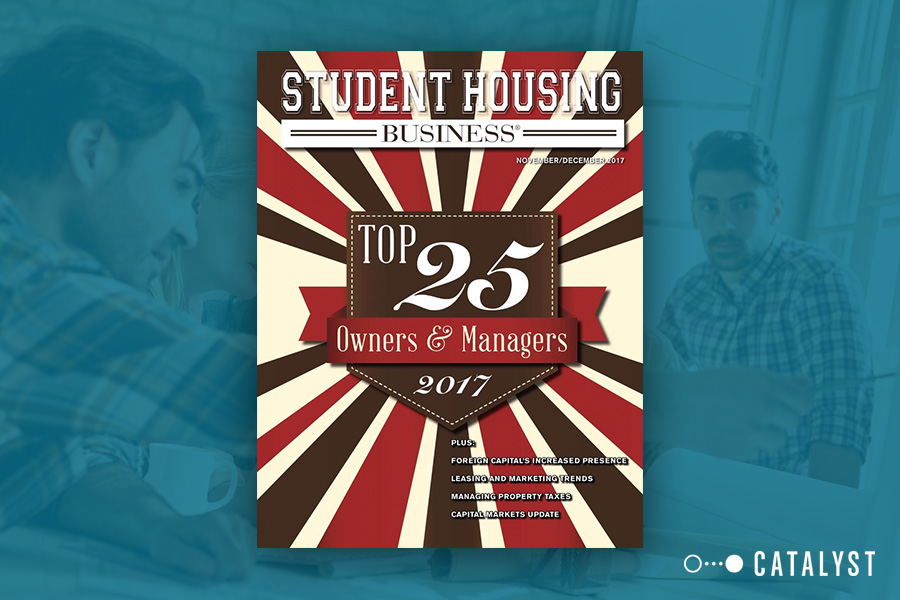 Student Housing Business Nov/Dec 2017 Issue